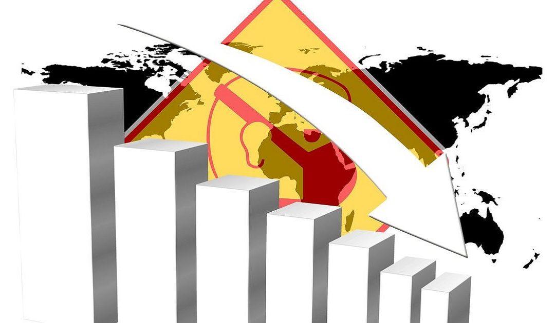 PIL, la crisi colpisce di più al nord